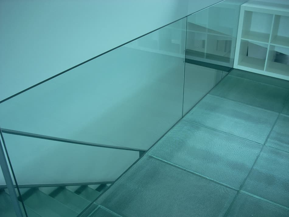 Techos suelos y escaleras de cristal cristaler a vidrio - Suelos de vidrio ...